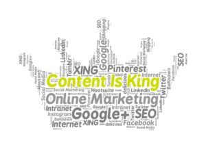 Online marketing három alappillére